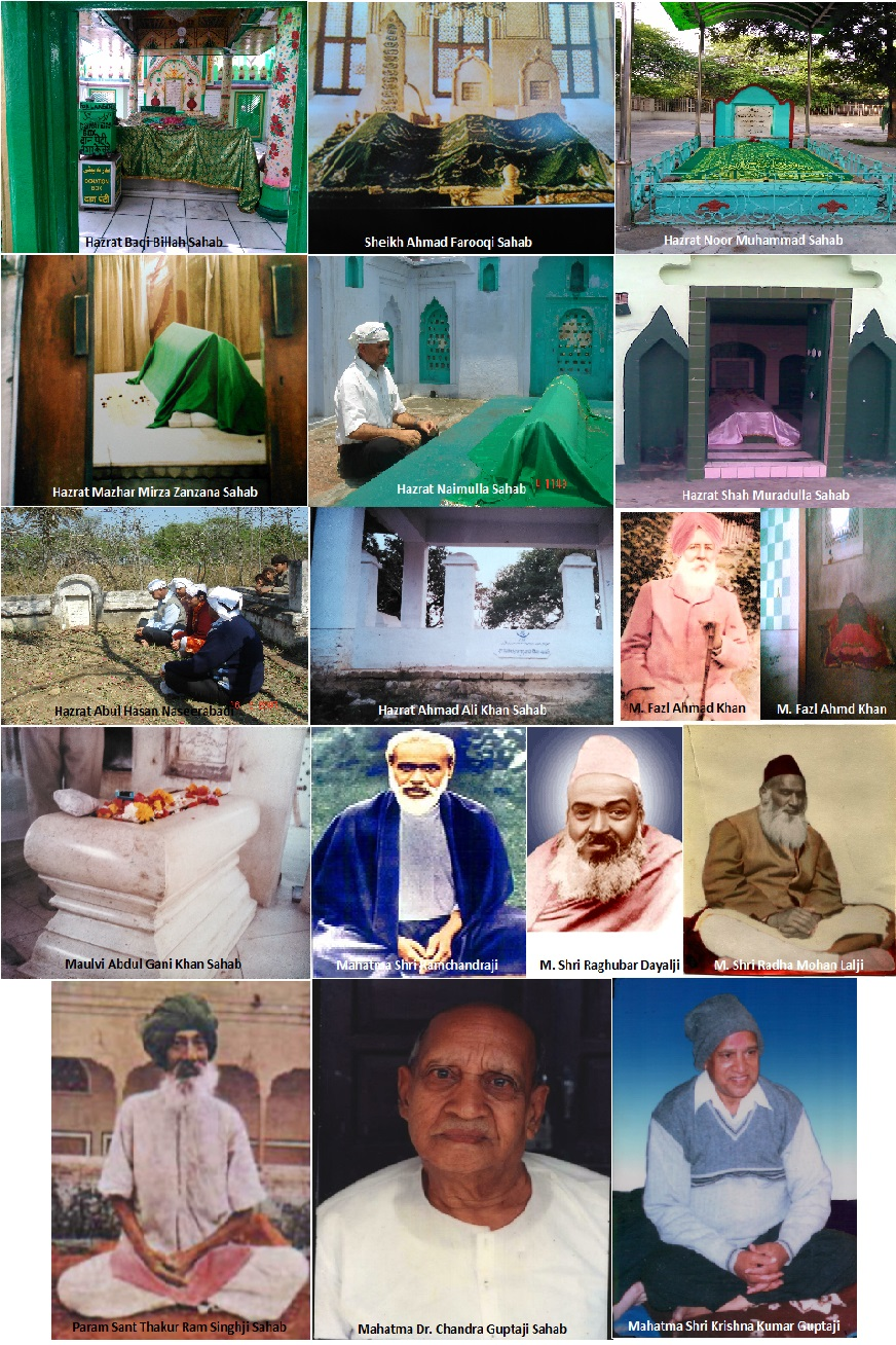 Sufi Saints of India